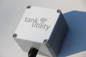 Tank Utility Propane Meter