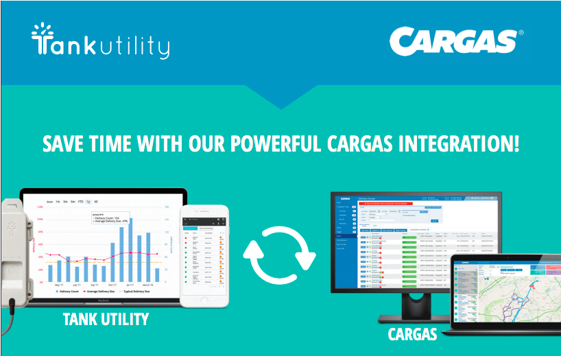 Cargas Tank Utility integration